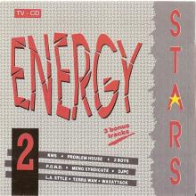 VA - Energy Stars Vol. 2 (1992) [FLAC]