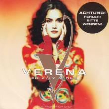 Verena (ex-DUNE) - Finally Alone (Promo CD) (1997) [FLAC]
