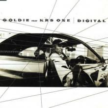 Goldie feat. KRS One - Digital (1997) [FLAC]