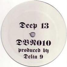 Delta 9 - Deep 13 (1994) [FLAC]