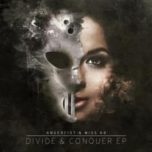 Angerfist & Miss K8 - Divide & Conquer EP (2012) [FLAC]