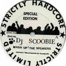 DJ Scoobie - Mash Up! The Speakers / Frequency (1992) [FLAC]