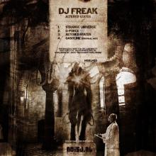 DJ Freak - Altered States (2010) [FLAC]