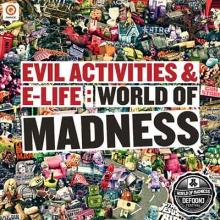 Evil Activities & E-Life - World Of Madness (Defqon.1 2012 O.S.T.) (2012) [FLAC]