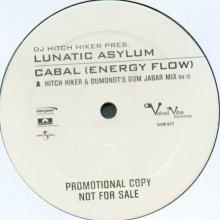 DJ Hitch Hiker Pres. Lunatic Asylum - Cabal (Energy Flow) (2000) [FLAC] download