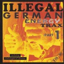 VA – Illegal German Energy Trax - Part 1 (1992) [FLAC]