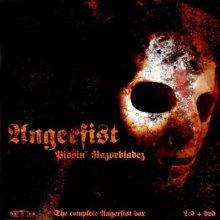Angerfist - Pissin' Razorbladez DVD (2006) [UNTOUCHED]