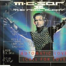 M.C. Sar & The Real McCoy - Automatic Lover (Call For Love) (1994) [FLAC] download