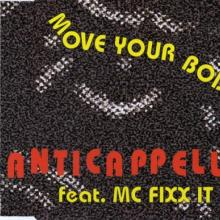Anticappella & MC Fixx It - Move Your Body (1994) [FLAC] download