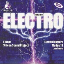 VA - The World Of Electro (2000) [FLAC] download