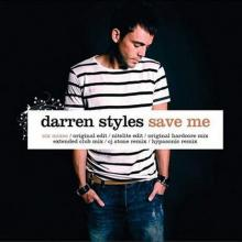 Darren Styles ‎– Save Me (2007) [FLAC]