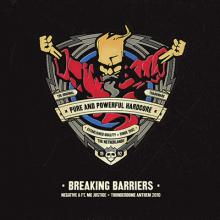 Negative A feat. MC Justice - Breaking Barriers (Thunderdome Anthem 2010) (2010) [FLAC]