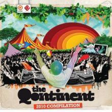 VA - The Qontinent (2010) [FLAC]