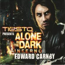 Tiësto Presents Alone In The Dark - Edward Carnby (2008) (FLAC)
