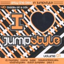 VA - I Love Jumpstyle Volume 01 (2008) [FLAC]