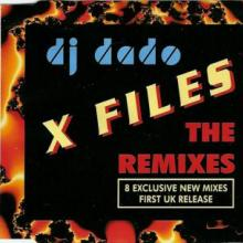 Dj Dado - X-Files (The Remixes) (1996) [WAV]