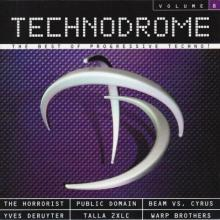 VA - Technodrome Volume 8 (2001) [FLAC]
