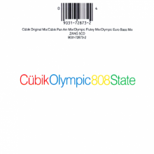 808 State – Cubik / Olympic (1990) [FLAC]