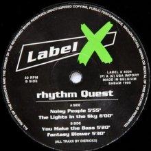Rhythm Quest - Noisy People (1995) [FLAC]