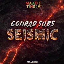 Conrad Subs - Seismic (2021) [FLAC]