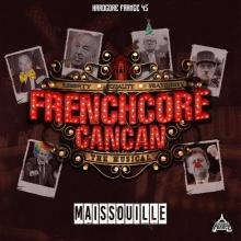 Maissouille - Frenchcore Cancan (2020) [FLAC]