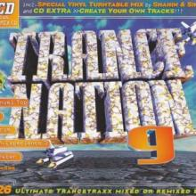VA - Trance Nation 9 (1996) [FLAC]