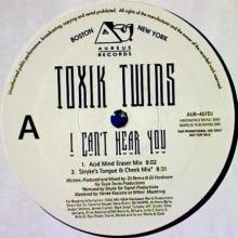 Toxik Twins - I Cant Hear You (1997) [FLAC]