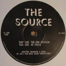 The Source - The 2nd Mission / Da Police (1994) [FLAC]