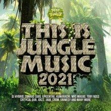 VA - This Is Jungle Music 2021 (2021) [FLAC]