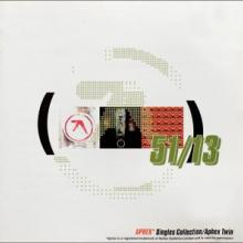 Aphex Twin - 51/13 Aphex Singles Collection (1996) [FLAC]