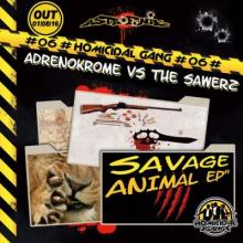 Adrenokrome - Savage Animal EP (2016) [FLAC]