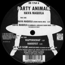 Party Animals - Hava Naquila (1996) [FLAC]