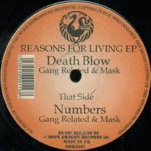 Gang Related & Mask - Reasons For Living EP (1996) [FLAC]