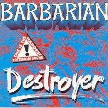 Barbarian - Destroyer (1993) [FLAC]