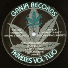 The Ganja Kru - Remixes Vol Two (1994) [FLAC]