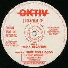 Oktiv - Escapism EP (1994) [FLAC]