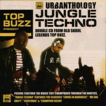 VA - Urbanthology: Top Buzz Present Jungle Techno (2006) [FLAC]
