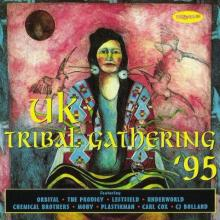 VA - UK Tribal Gathering 95 (1995) [FLAC]