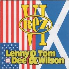 Lenny Dee & Tom Wilson - Rez VI (1996) [FLAC]