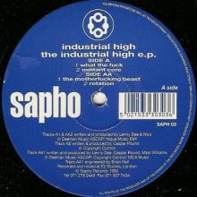 Industrial High - The Industrial High E.p. (1992) [FLAC]