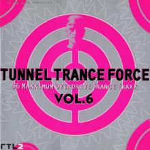 VA - Tunnel Trance Force Vol.6 (1998) [FLAC]