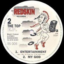 Studio 2 - 2 The Top EP (1994) [FLAC]