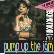 Technotronic & Felly - Pump Up The Jam (The Remixes) (1990) [FLAC]