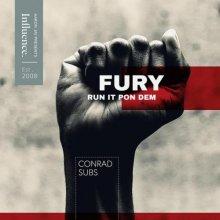 Conrad Subs - Fury / Run It Pon Dem (2021) [FLAC]