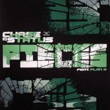 Chase & Status - Pieces / Eastern Jam (2008) [FLAC]
