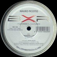Mauro Picotto - Baguette (2000) [WAV]