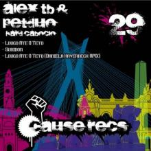 Alex TB & PETDuo - Louco Ate O Teto (2015) [FLAC]