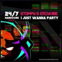 DJ Stompy & Eazyvibe - I Just Wanna Party (2021) [FLAC]