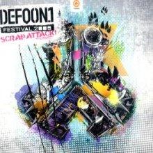 VA - Defqon.1 Festival 2009 - Scrap Attack! (2009) [FLAC]