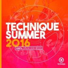 VA - Technique Summer 2016 (100 Drum & Bass) (2016) [FLAC]